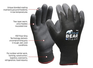 Polar Bear Thermal Gloves