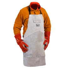 Load image into Gallery viewer, Fusion Leather Apron - cow split - 1m x 800mm XL