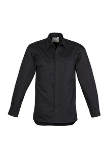 Mens Lightweight Long-Sleeve Tradie Shirt