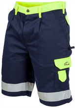 Load image into Gallery viewer, Westpeak Hi Vis Day/Night Shorts