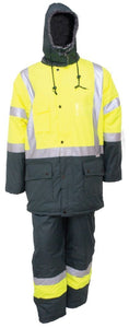 IceTec Freezer Jacket - Yellow/Green