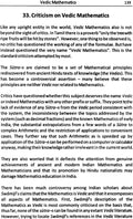 Vedic Mathematics (30 Formulae Elucidated)