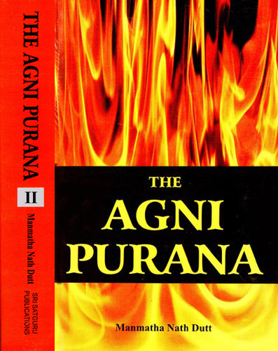 The Agni Purana (Set of 2 Volumes)