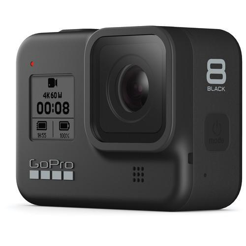 GOPRO HERO8 BLACK WITH FREE 32GB SD CARD - DronetechNZ