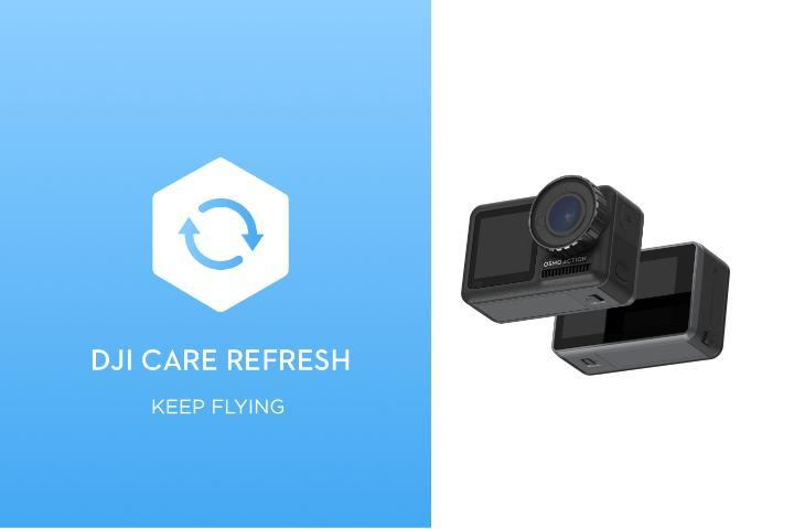 DJI Care Refresh (Osmo Action) NZ - DronetechNZ