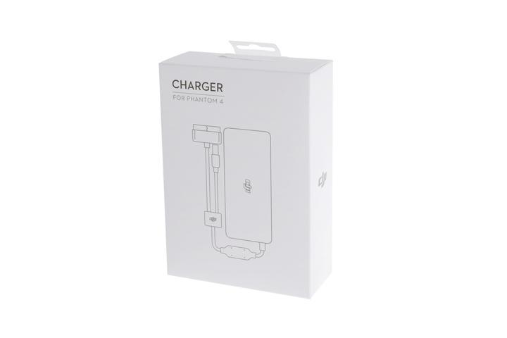 DJI Phantom 4 Series 100 W Battery Charger (Without AC Cable) (Part 9) - DronetechNZ