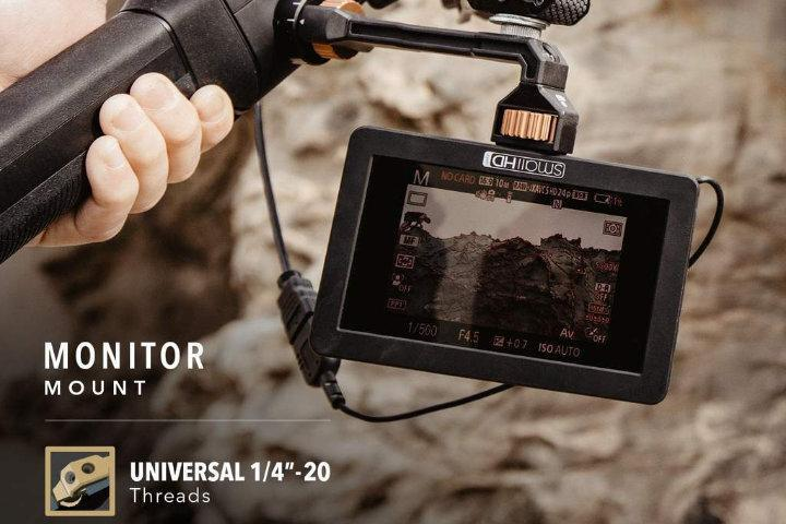PolarPro Monitor Mount for Ronin-S - DronetechNZ