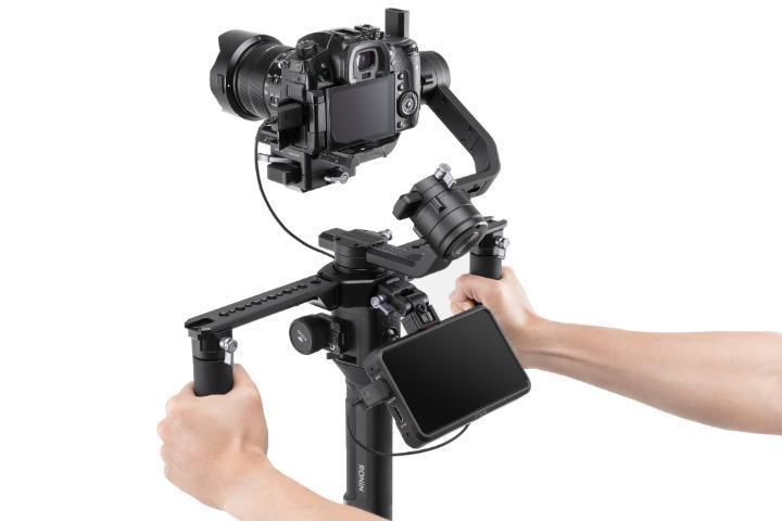 DJI Ronin-S/SC Adjustable Monitor Mount (Part 12) - DronetechNZ