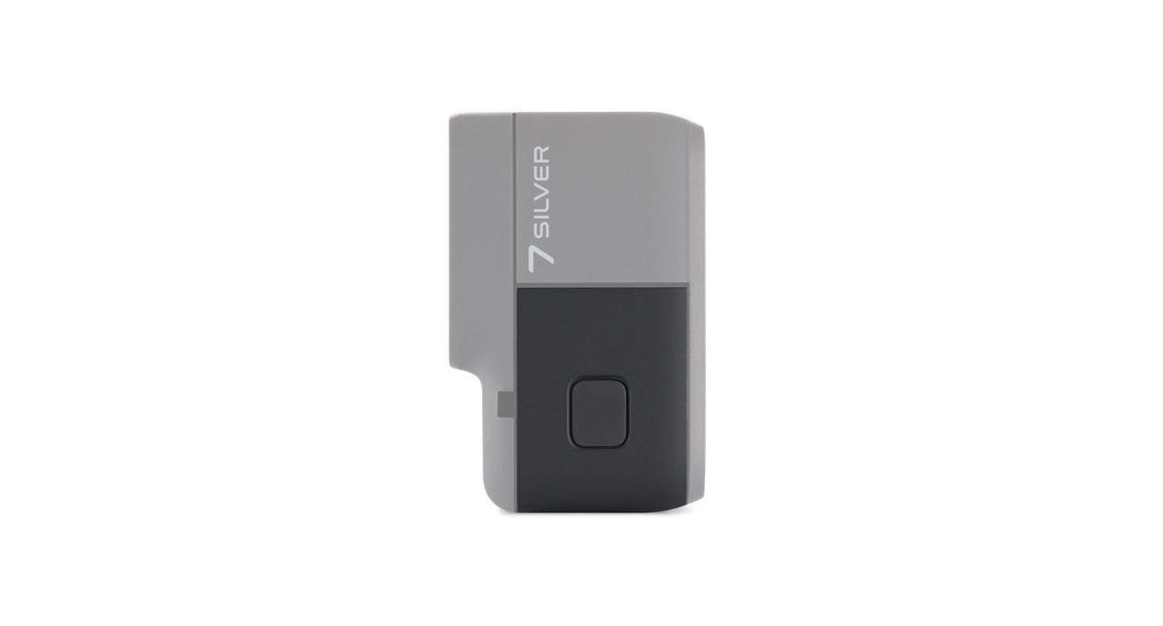 Replacement Door HERO7 Silver - DronetechNZ