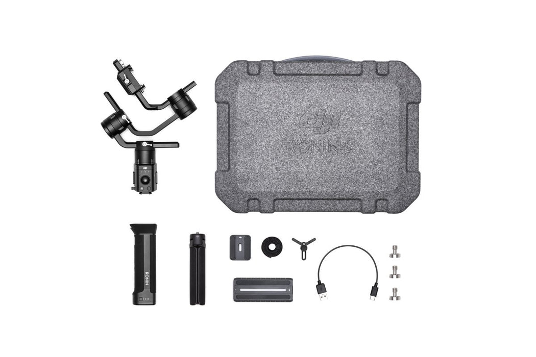 DJI Ronin-S Essentials Kit - DronetechNZ