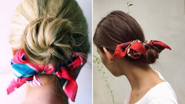 Hair Scarf 6 Cute And Easy Ways To Style Your Hair With Scarf Alberto Cabale