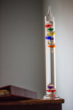 "17"" Tall Galileo Thermometer"