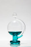 "Goethe Weather Ball Barometer - 6"" Tall Glass Globe"