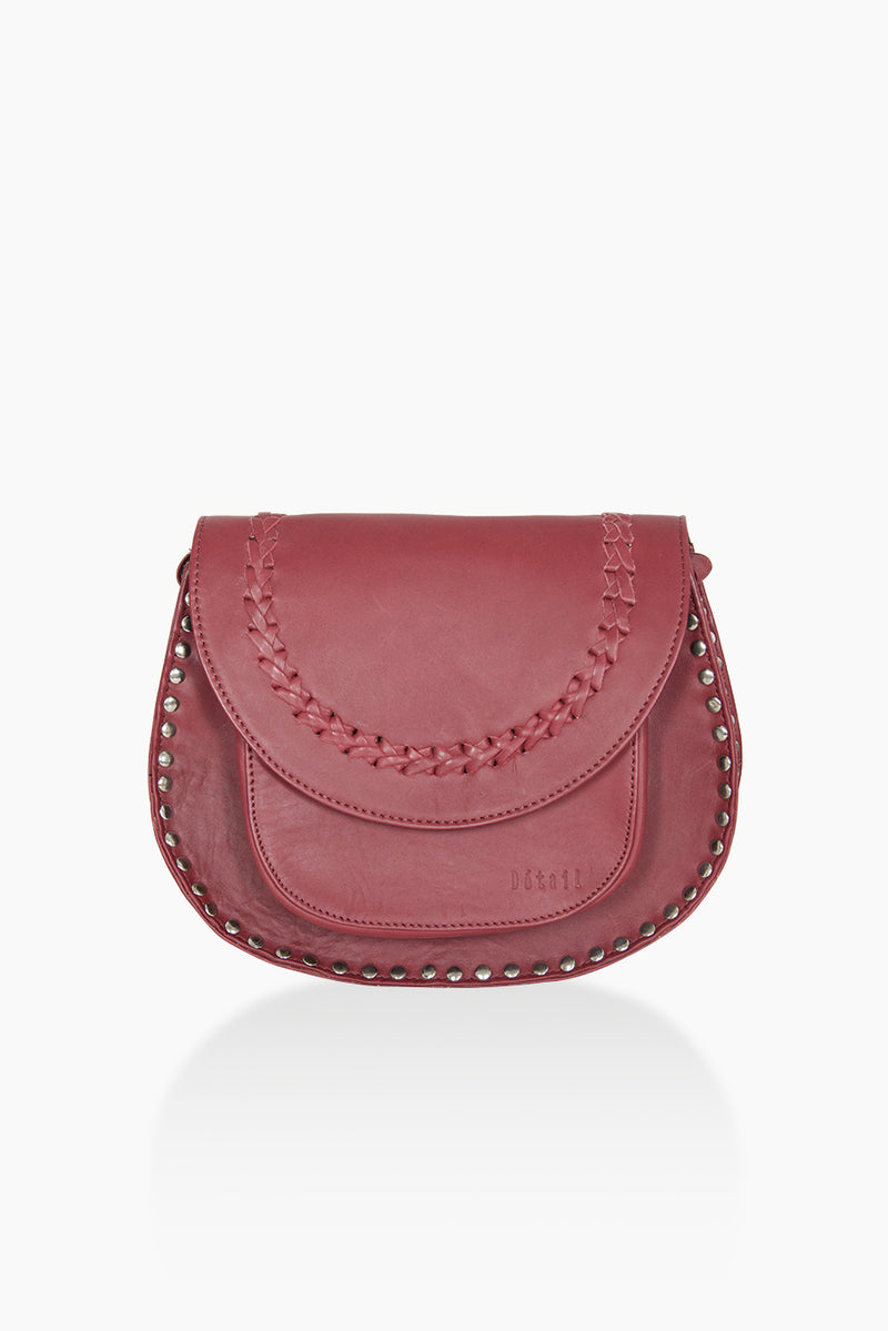 DétaiL shoulder bag 10203405184 - Wine Red