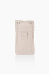 A DétaiL mobile phone bag 10203408585 - Light Taupe/Salmon
