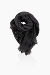DétaiL scarf 10203405528 - Dark Grey