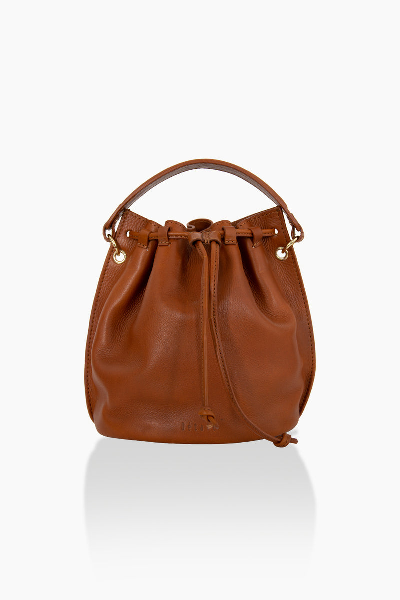 DétaiL bucket bag 10203407911 - Amber