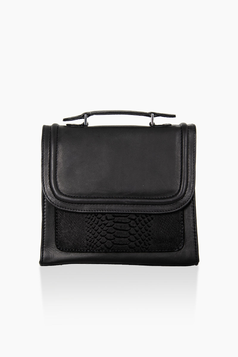 DétaiL shoulder bag 10203407847 - Black
