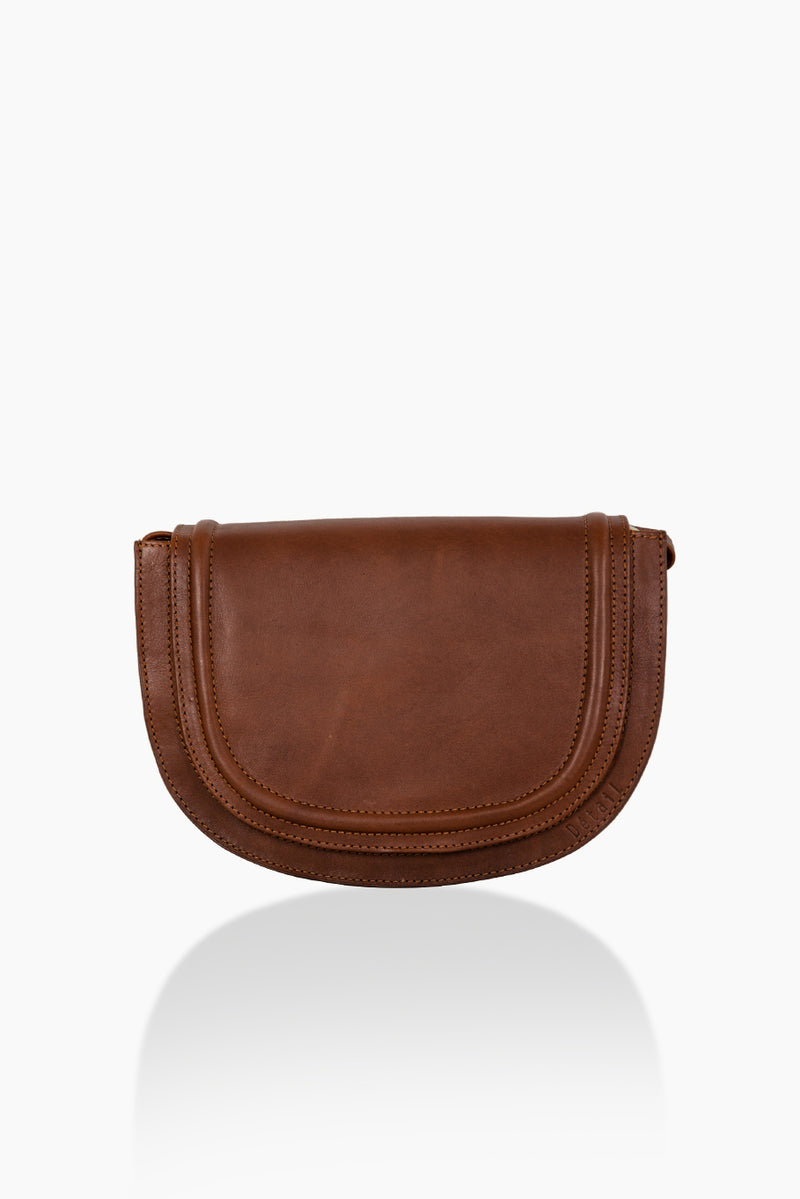 DétaiL shoulder bag 10203407903 - Cognac