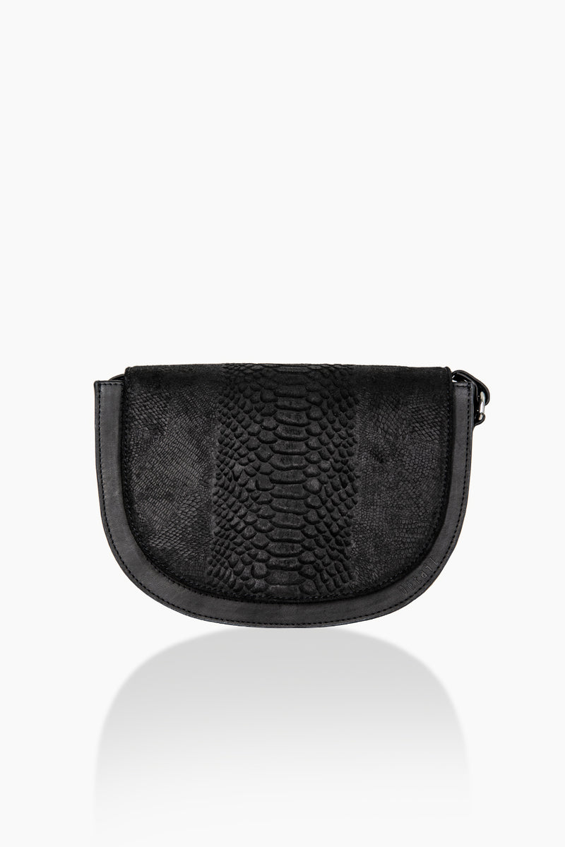 DétaiL shoulder bag 10203407833 - Black