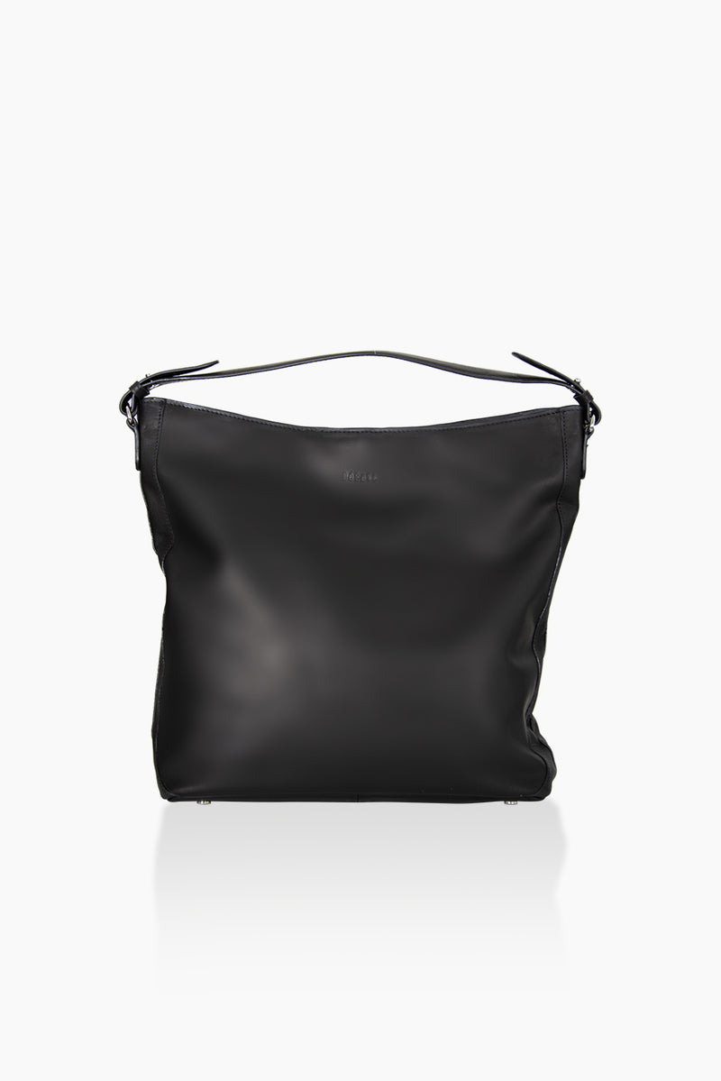 DétaiL shopping bag 10203408161 - Black