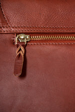 DétaiL shoulder bag 10203407849 - Chestnut