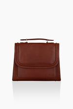 DétaiL shoulder bag 10203407925 - Chestnut