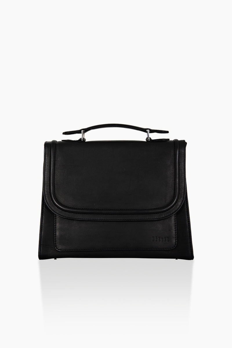 DétaiL shoulder bag 10203407923 - Black