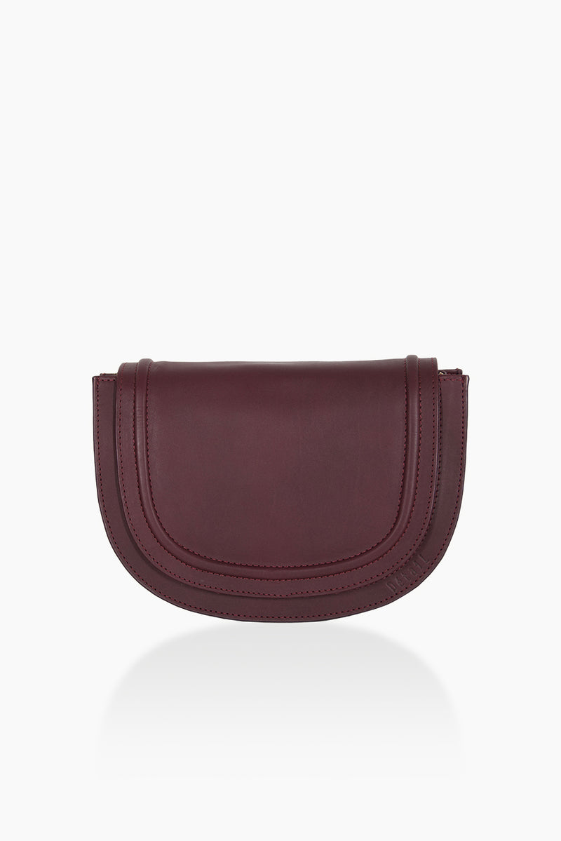 DétaiL shoulder bag 10203407906 - Aubergine