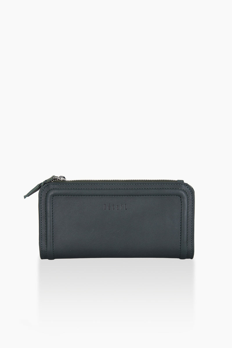DétaiL wallet 10203407951 - Pine green