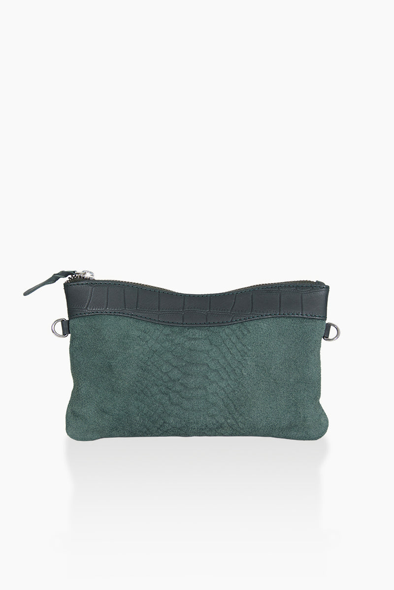 DétaiL clutch 10203407804 - Pine green