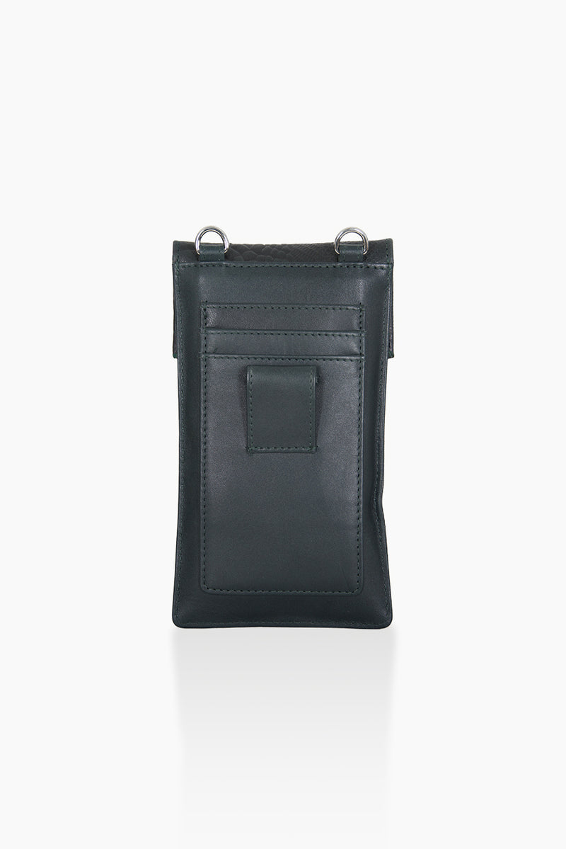 DétaiL mobile phone bag 10203407937 - Pine green