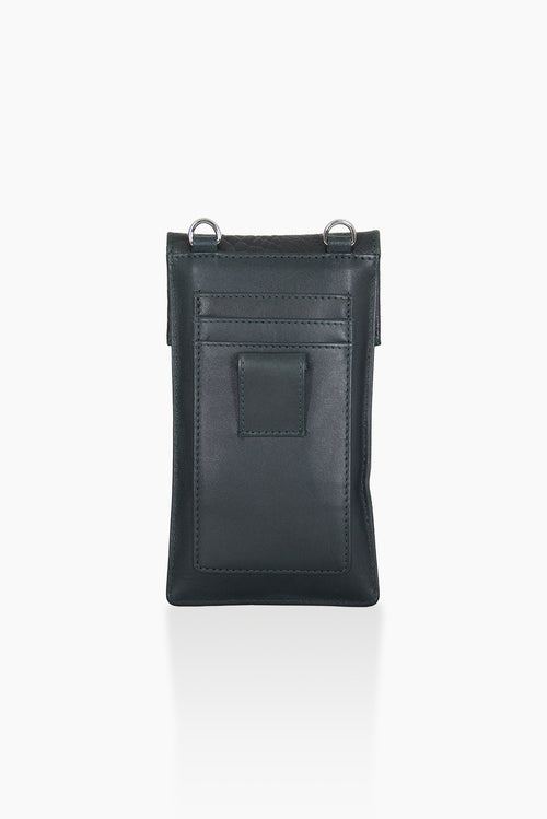 DétaiL mobile phone bag 10203407832 - Pine green