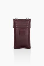 DétaiL mobile phone bag 10203407936 - Aubergine