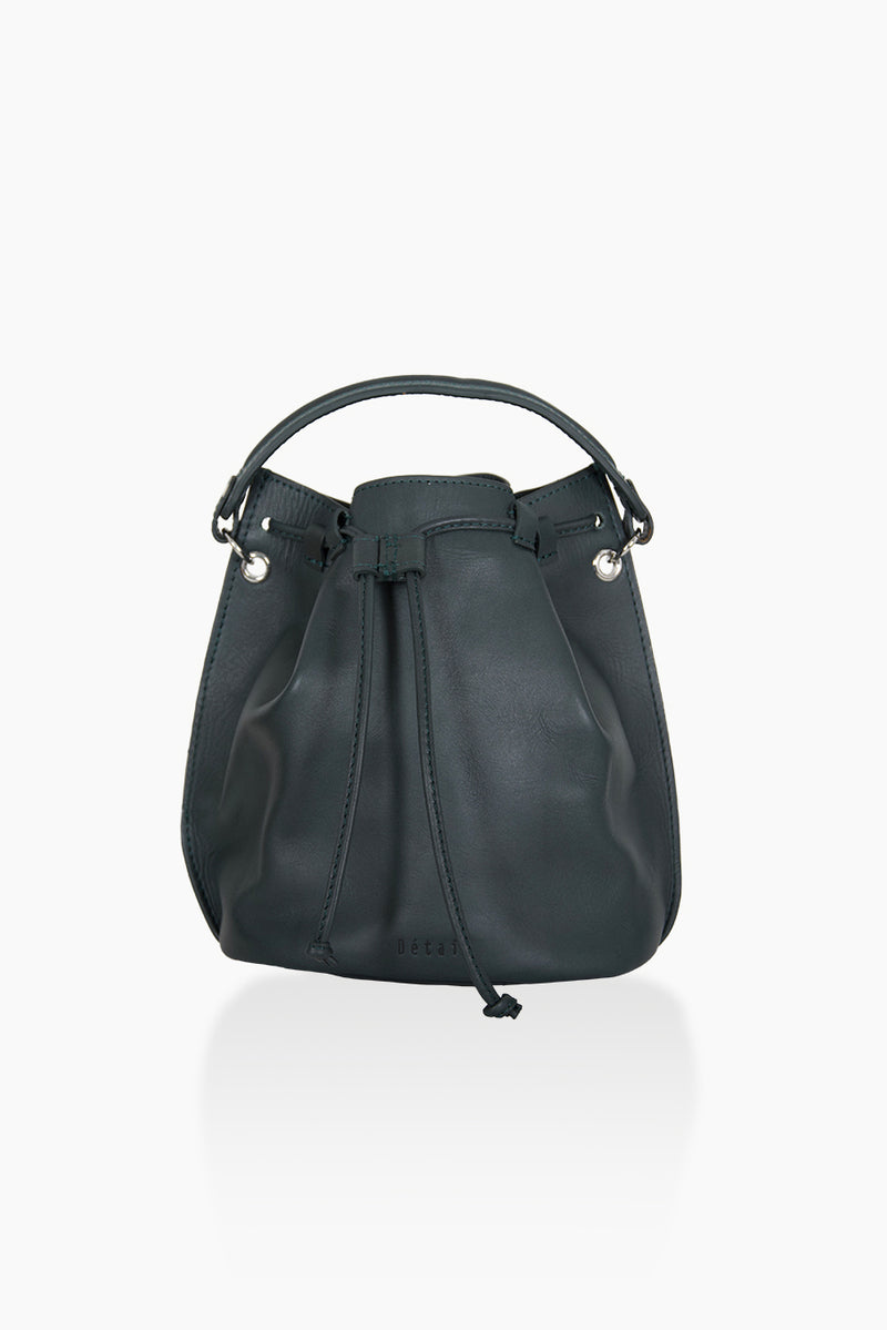 DétaiL bucket bag 10203407914 - Pine green