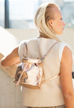 A DétaiL bucket bag 10203408634 - Rose Gold/Metallic