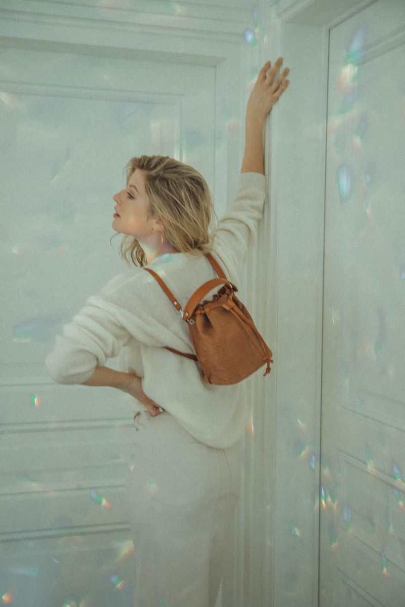 DétaiL bucket bag 10203407843 - Amber