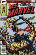 Ms Marvel 20 Marvel DC Comic Book