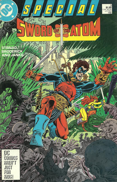 Sword Of The Atom Special 3