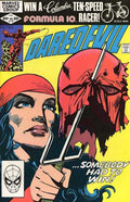 Daredevil 179 Marvel DC Comic Book
