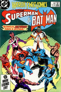 Worlds finest comics 312