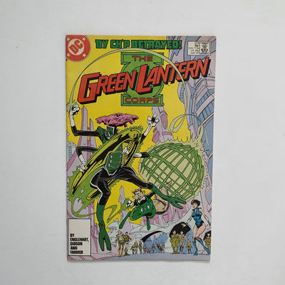 The Green Lantern Corps 214 Marvel DC Comic Book