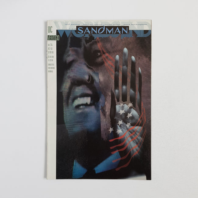 The Sandman 54 Marvel DC Comic Book