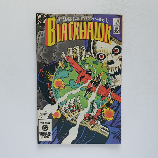 Blackhawk 269 Marvel DC Comic Book
