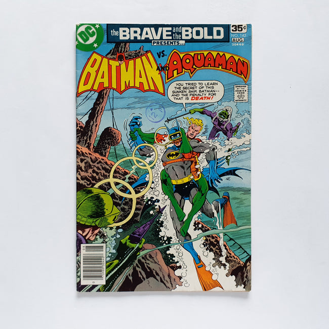 The Brave & The Bold 142
