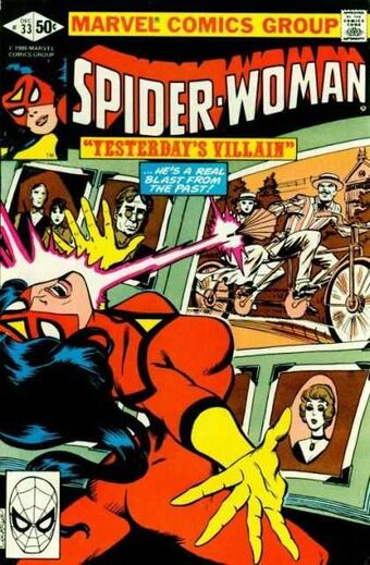 Spider Woman 33 Marvel DC Comic Book