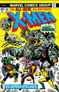 The All-New, All-Different X-Men  96 Marvel DC Comic Book