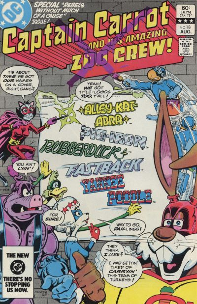 Captain Carrot And His Amazing Zoo Crew 18