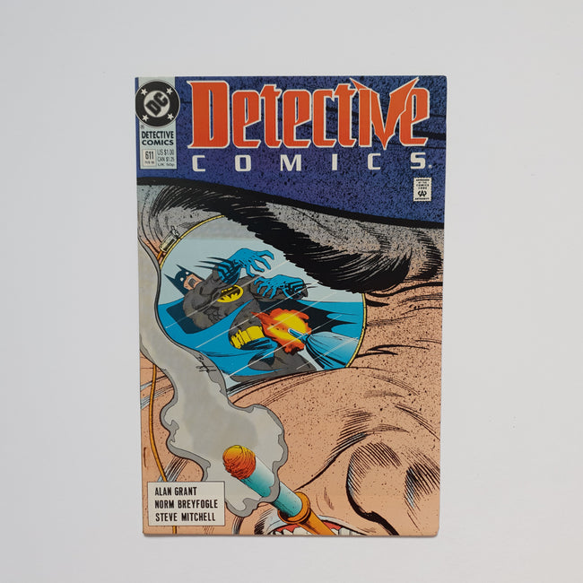 Detective Comics 611 Marvel DC Comic Book