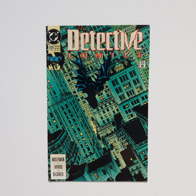 Detective Comics 626 Marvel DC Comic Book
